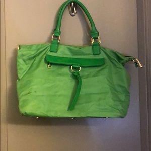 Handbags - Co Lab Lime Green Purse